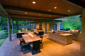 outdoor kitchen lighting ideas modern outdoor kitchen lighting landscaping backyards ideas