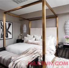 awesome best queen size canopy bed frame all bamboo for hilo