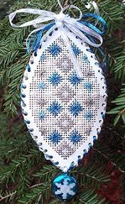 free cross stitch patterns festive bell ornament tis