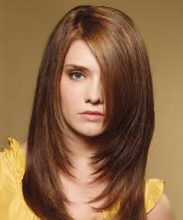 short hairstyle angled away from face best 25 layers around face ideas on pinterest long layers with