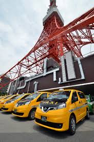 nissan nv200 taxi nissan brings new spacious cabs to tokyo to serve foreign tourists