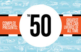gulf logo history the 50 greatest race car liveries complex