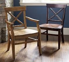 Seat Chair Kitchen Chairs U0026 Benches Pottery Barn