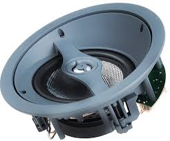 home theater subwoofer ace670 angled kevlar lcr trimless home theater 6 1 2