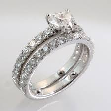 cheap wedding bands wedding rings channel set baguette wedding band diamond bridal