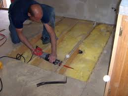 How To Replace Bathroom Subfloor How Did We Go From Leaky Sink To Total Kitchen Remodel Kitty