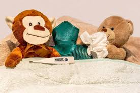 feel better bears helping kids cope with stomach flu dr starbuck explains mtpr