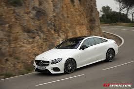 mercedes e400 coupe 2017 mercedes e class coupe review gtspirit
