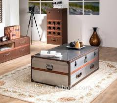 Richards Trunk Coffee Table