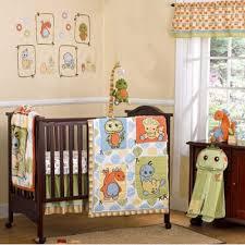 baby dinosaur crib bedding for a or boy nursery room
