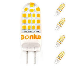 bonlux 120v gy6 35 led light bulb 40w equivalent t3 t4 t5 g6 35 bi