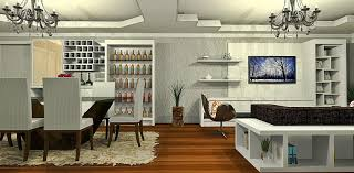 living room with bar download