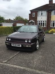 vw golf mk3 vr6 highline mulberry purple not mk1 mk2 mk4 green