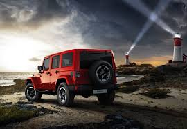 european jeep wrangler jeep wrangler x special edition model goes on sale in europe