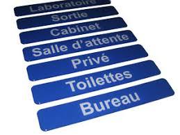 plaque porte bureau plaque de porte étiquette porte plaque soins plaque salle d