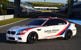 bmw car bmw m as a partner in the motogp