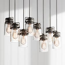 industrial kitchen lighting pendants kichler brinley 25 1 2