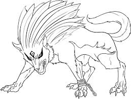 modest design wolves coloring pages free wolf coloring pages