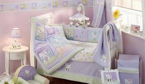 bedding set mesmerizing lavender and white crib bedding purple
