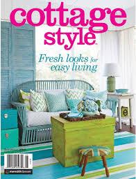 cottage style magazine an urban cottage urban cottage in cottage style magazine
