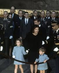 Caroline Kennedy S Children Jackie Kennedy And Her Children Caroline And John Jr At John F