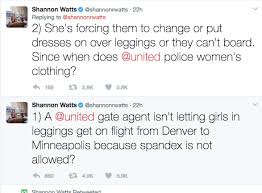 united airlines change fees united airlines bans girl from flight for wearing leggings jetmag com