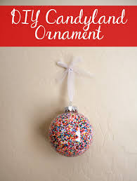 diy candyland ornament two ways nerdy foodie