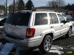 silver jeep grand cherokee 2004 2004 bright silver metallic jeep grand cherokee limited 4x4