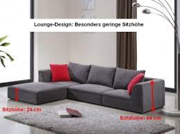 vente unique com canapé vente unique canape modulable tissu houston gris tous les