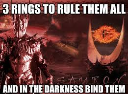 One Ring To Rule Them All Meme - romney s binders full of women gaffe sparks instant internet