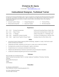 Training Consultant Resume Sample Horse Trainer Resume Virtren Com