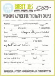 wedding mad libs template admirable mad libs wedding invitations iloveprojection