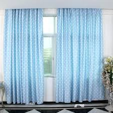 Pale Blue Curtains Pale Blue Curtains Solar Chambray Blackout Pencil Pleat Curtains