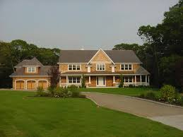 traditional colonial home with 3 car garage excel homes custom