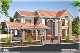simple 6 home design plans indian style on south indian 2 storey