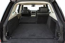 land rover discovery sport trunk space range rover sport cargo dimensions land rover range reviews and