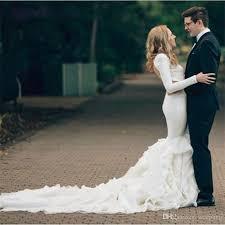 simple open back wedding dresses open back sleeve wedding dresses 2017 simple mermaid wedding
