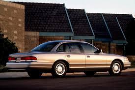 1998 Crown Victoria Interior 1992 07 Ford Crown Victoria Consumer Guide Auto
