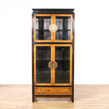are curio cabinets out of style this century curio cabinet is featured in a solid wood with a