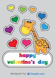 s day giraffe s day giraffe card design vector free