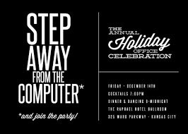 minted black friday party invitations step away from the computer at minted com