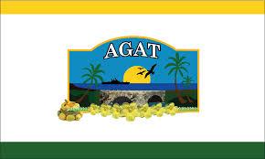 Guam Flag Agat Hagat Flag Municipality Of The Us Territory Of Guam