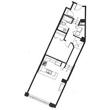 Loft Apartment Floor Plan Floor Plan 04 Wt Grant Apartment Lofts