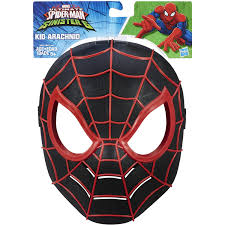 halloween costume spiderman marvel ultimate spider man kid arachnid mask walmart com