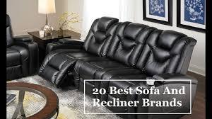 20 best sofa u0026 recliner brands 2017 link in descriptions youtube