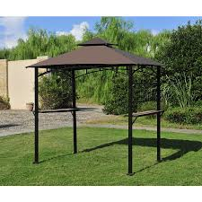 Outdoor Patio Grill Gazebo by Lowes Patio Gazebo Home Outdoor Decoration
