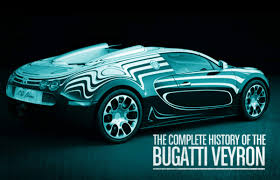 bugatti the complete history of the bugatti veyron complex