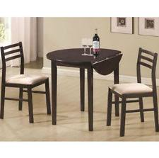 Nantucket Bistro Table with Wooden Bistro Table Dining Furniture Sets Ebay