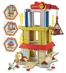 bob builder pop deluxe construction playset character