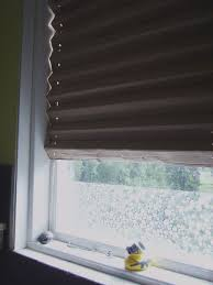 Make Your Own Window Blinds Folded Cardboard Window Blind 9 Steps With Pictures